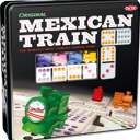 Mexican Train i tinnboks NÅ 40% fra Ark Kiellands hus